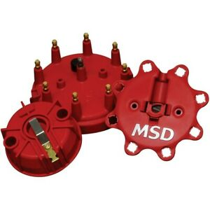 84085 Msd Cap And Rotor Kit New For Country Custom Truck F150 F250 F350 Ltd