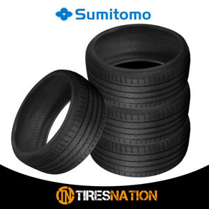 4 New Sumitomo Htrz5 215 45zr17 91y Xl Tires