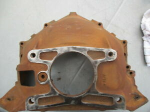 1963 1967 Chevy gmc Truck V8 6 Bellhousing Oem For 3 4 Speed 10 To 50 Series
