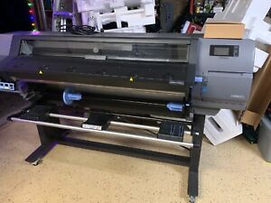 Hp 115 Latex 54 Large Format printer Very Good Condition