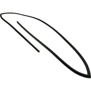 Bfs Fb21611 Precision Parts Rear Window Seal New For Toyota Corolla 2003 2008