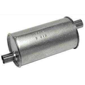 18424 Walker Muffler New For Honda Civic Wagovan 1984