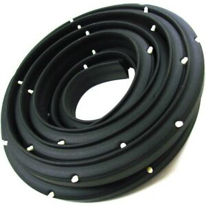 Ts 105 Sa Precision Parts Hood And Trunk Weatherstrip Seal New For Chevy Pontiac