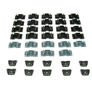 Pck 430 82 Precision Parts Molding Clips Set Of 38 New Sedan For Honda Accord
