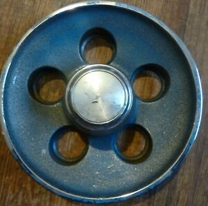 1970 71 Mopar Dodge Rally Wheel Center Cap Challenger Barracuda 3461037 Oem 4x5