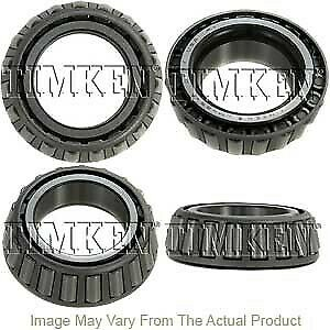Hm804846 Timken Pinion Bearing Front Or Rear Driver Left Side New For Chevy