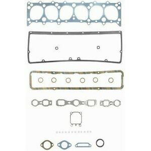 Hs7276b Felpro Set Head Gasket Sets New For Chevy Styleline Chevrolet Bel Air Aj
