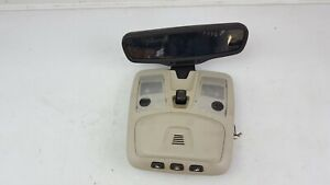 2005 2009 Volvo S60 Overhead Console Map Light Rear View Mirror Assembly Oem