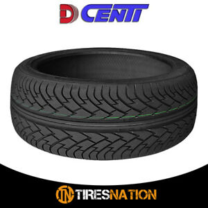 1 New Dcenti D9000 275 25 28 100y All season High Performance Tire