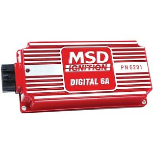 6201 Msd Ignition Box New For Chevy Blazer Suburban S10 Pickup S 10 Le Baron