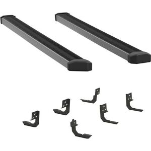 416088 4055111 Luverne Set Of 2 Running Boards New For Ram Truck Dodge 1500 Pair