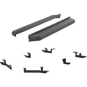 2061031 Aries Running Boards Set Of 2 New For Dodge Durango 2011 2018 Pair