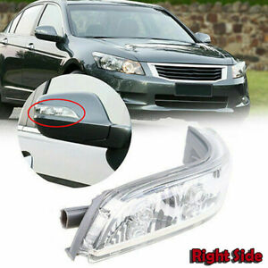 Right Side Mirror Turn Signal Led Light For 05 12 Acura Rl Kb1 2 Accord 2008 13