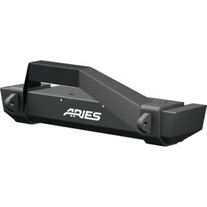 2186001 Aries Bumper Face Bar Front New For Jeep Wrangler 1997 2006