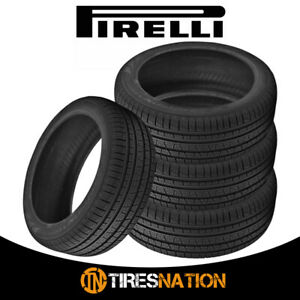 4 New Pirelli Scorpion Verde All Season 235 65r17 104h Touring Tires