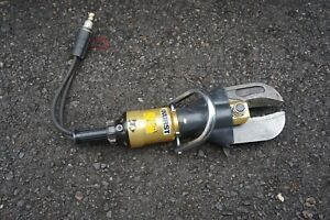 Hurst Gold Cutter Jaws Of Life Fire Rescue Tool Good Condition
