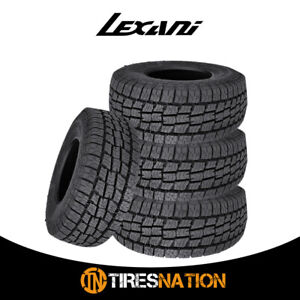 4 New Lexani Terrain Beast At Lt225 75r16 115 112s All Terrain Tires
