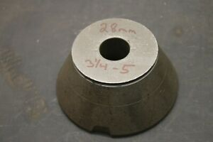 Spin Balancer 3 1 4 5 Centering Cone For 28mm Coats Hunter Wheel Tire