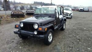 Bare Steering Column Floor Shift With Tilt Wheel Fits 97 00 Wrangler 6708987
