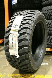 5 New 33x12 5 20 Toyo Open Country M t 114q 12 5r R20 Tires