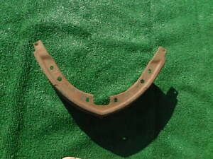 1941 Chevrolet Backing Plate For Trim Above Front Grille 41 Chevy Front Grill