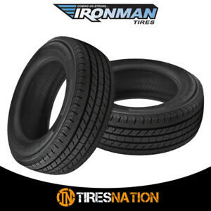 2 New Ironman All Country Cht 235 80 17 120 117r All season Tire