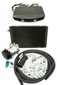 Universal Underdash Air Conditioning Ac Evaporator Kit Serpentine Compressor