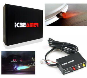 Icbeamer Fire Flame Exhaust Thrower Anti Lag Rev Limiter Launch Control Drift