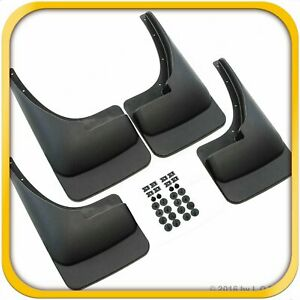 Fits Dodge Ram Mud Flaps 94 01 1500 Guards Protectors 4pc Front Rear New