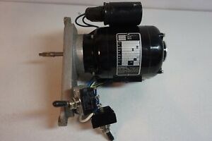 Bodine Electric small Motor Type Nch 13 115v 1500 1800 Rpm