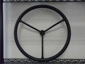 Ford Tractor Steering Wheel 8n3600 Factory Style
