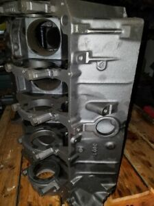1980 Pontiac 301t Engine Block