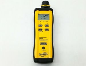 Fieldpiece Sox2 Hvac Hvac r Co2 Gas Combustion O2 Temp Check Standalone Meter
