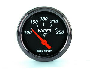 Auto Meter 1436 Gauge Water Temperature