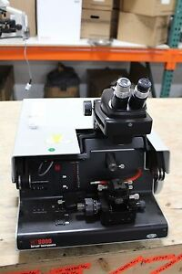 Sorvall Rmc Mt 6000 Mt6000 Ultramicrotome Nice