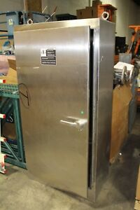 New Hoffman Stainless Enclosure 36 Wide 72 Tall 18 Deep