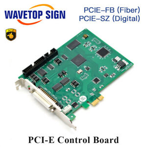 Jcz Laser Marking Machine Controller Pci e Board For Fiber Co2 Uv Laser