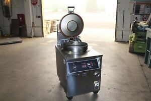 Bki Fkm Pressure Fryer Model Fkm f Commercial