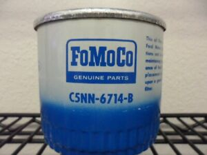 Ford Tractor 1958 1964 Nos Oil Filter C5nn 6714 b
