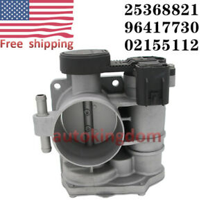 25368821 96417730 Throttle Body Assembly For 2006 2008 Suzuki Forenza Reno 2 0l