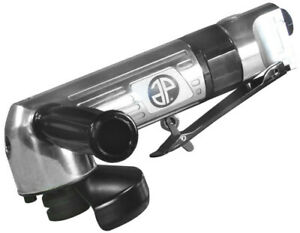 Astro Pneumatic 3006 4 Angle Grinder With Lever Throttle
