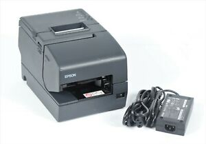 Epson Tm h6000iv Pos Thermal Usb Network Receipt Printer M253a W Power Adapter
