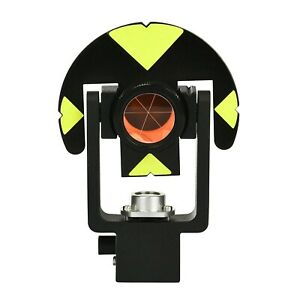 Adirpro Total Station 17 5mm Constant Reflective Mini Prism W Target Plate