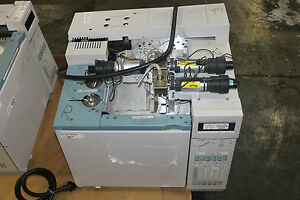 Hp agilent 6890 Gas Chromatography G1530a Loaded Very Nice Us00025567