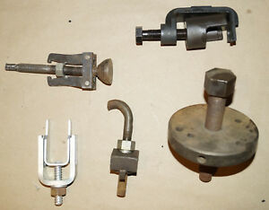 Lot Of 5 Miller Jeep Dodge Puller Type Tools