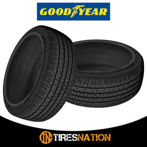 2 New Goodyear Eagle Rs a 205 55 16 89h Tire