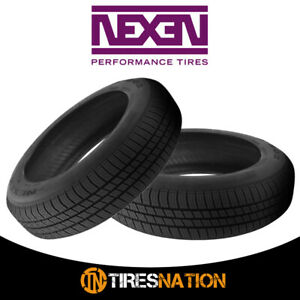 2 New Nexen Sb802 165 80r15 87t Tires
