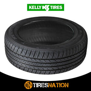 1 New Kelly Edge A s 205 55r16 91h All season Traction Tire