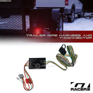 For 2005 2010 Honda Odyssey Trailer Hitch 4 Way Output Wire Harness T Connector