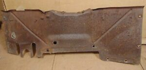 1936 Era Pontiac Chevrolet Car Floor Pane Insert Original Rat Rod L k